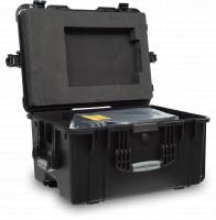 Laserworld PL 5000RGB Case Open Right Detail