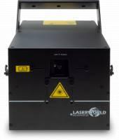 Laserworld PL 10000RGB   Front S