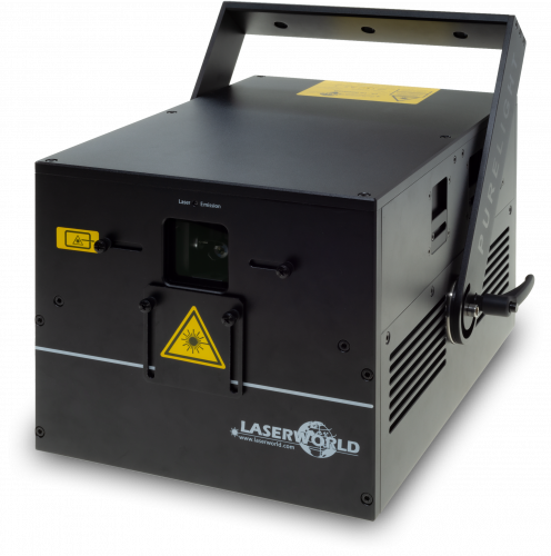 Laserworld PL 10000RGB Front Left S