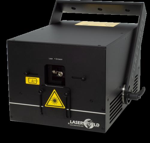 Laserworld PL 6000G Front Left