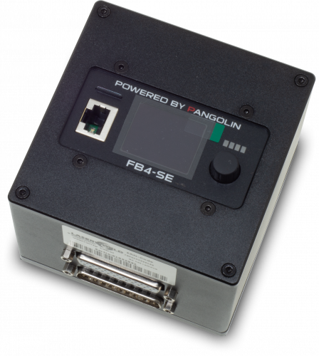 Laserworld FB4 MAX Interface 06 S