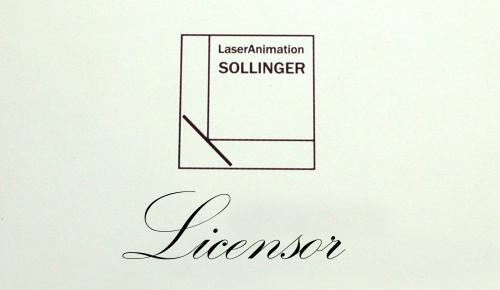 Lasergraph DSP Licensor