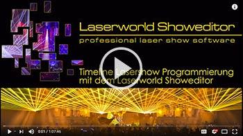 Laserworld Showeditor Tutorial Timeline Lasershow Programmierung
